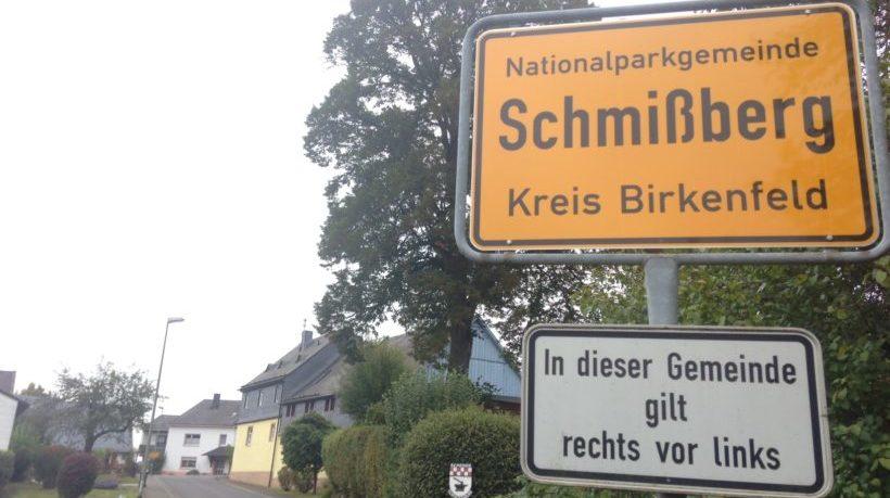 Schmißberg ist jetzt Nationalparkgemeinde
