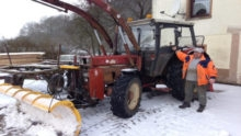 Martin Kämmerling gerne Traktor