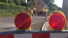 Bauarbeiten in der Waldstraße haben begonnen