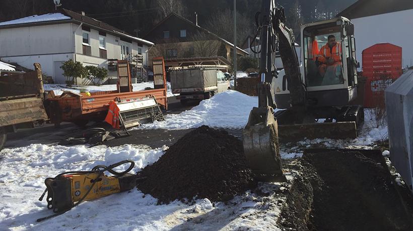 Stromausfall in Teilen Schmißbergs