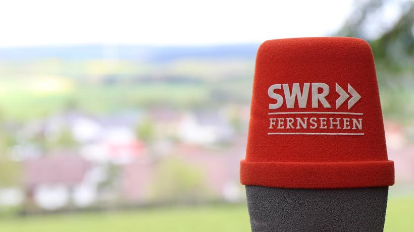 Der SWR filmt in Schmissberg