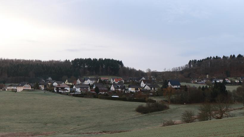 Coronavirus - Ortsbild von Schmissberg
